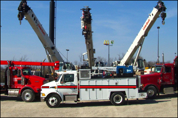 Local Crane Rental Services & Rigging