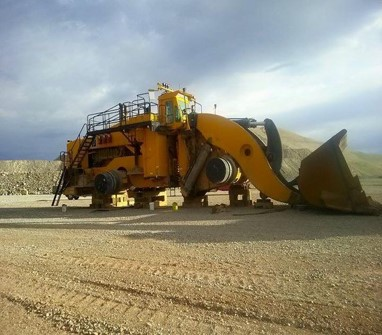 Letourneau L2350 53 Yard Wheel Loader