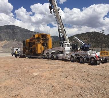 Letourneau L2350 53 Yard Wheel Loader Machinery Services