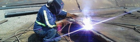 Specialists in Welding